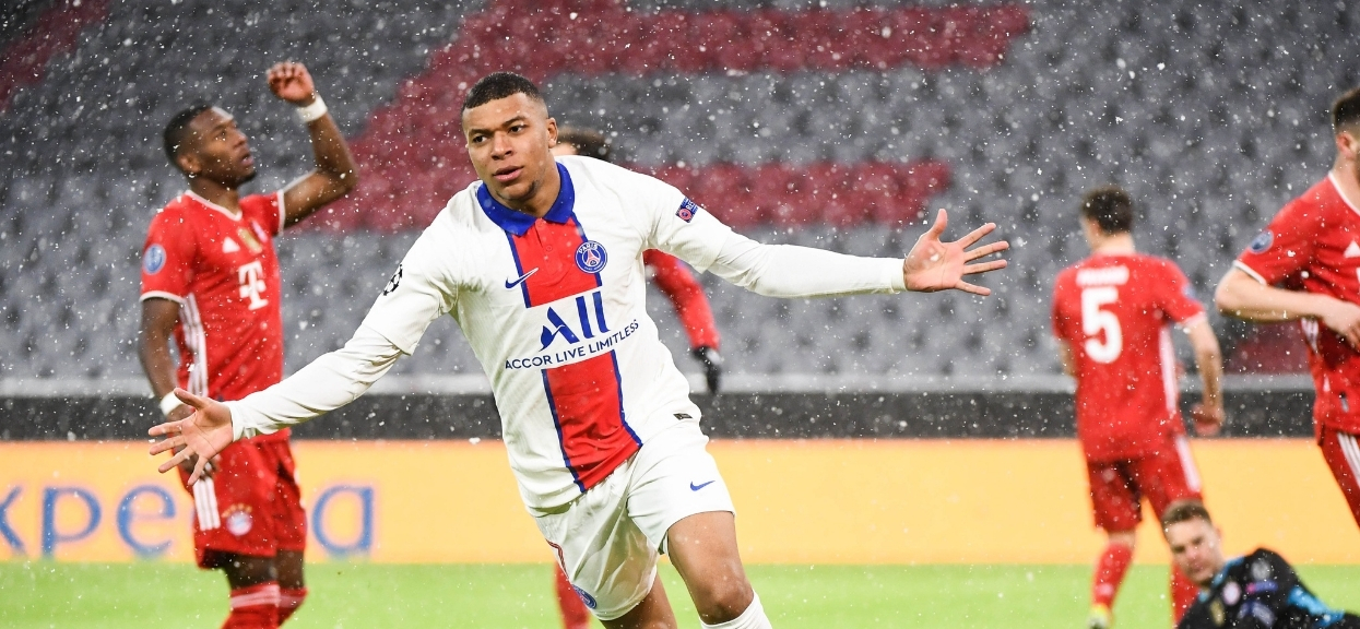 Real Madryt Mbappe