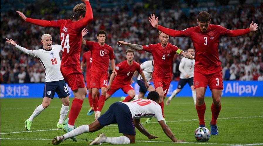 Raheem Sterling Euro 2020