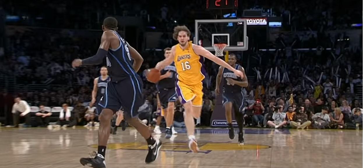 Pau Gasol w NBA