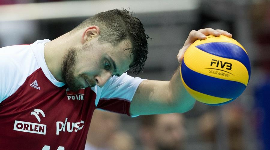 Fabian Drzyzga reprezentant Polski w siatkówce