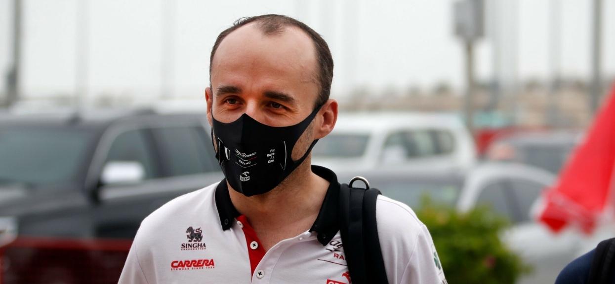 Robert Kubica wyścigi