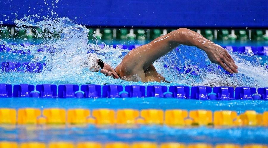 igrzyska olimpijskie pływacy