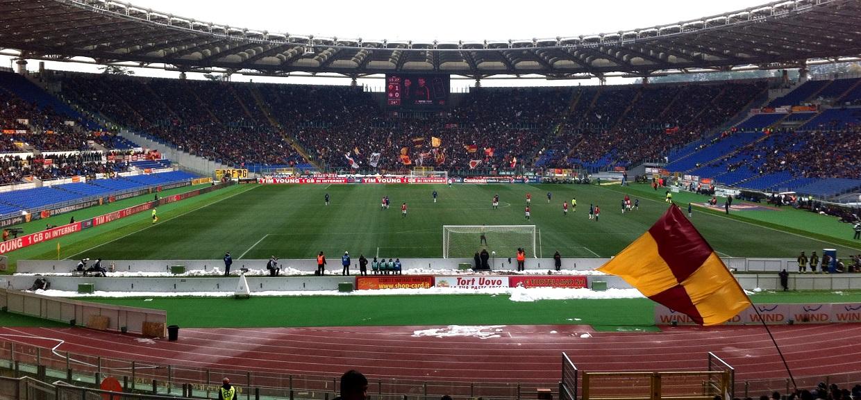 AS Roma Stadio Olimpico