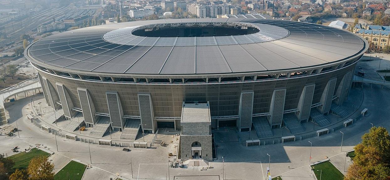 Liga Mistrzów stadion Puskas Arena