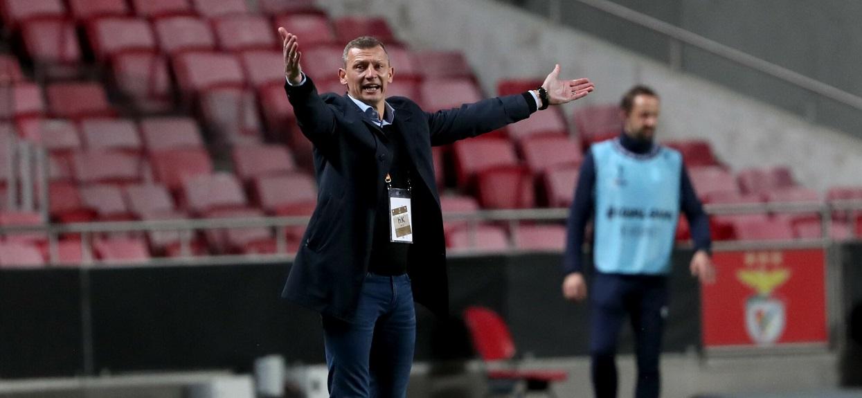 Dariusz Żuraw - trener Lecha Poznań