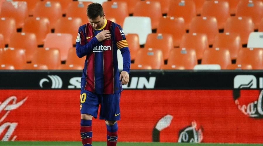 Leo Messi FC Barcelona Inter Miami