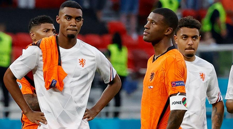 Reprezentacja Holandii na Euro 2020
