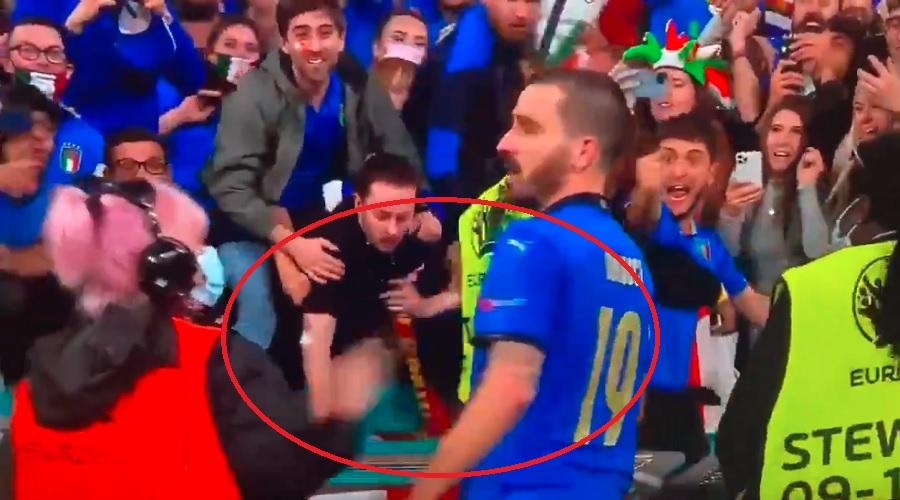 Leonardo Bonucci na Euro 2020