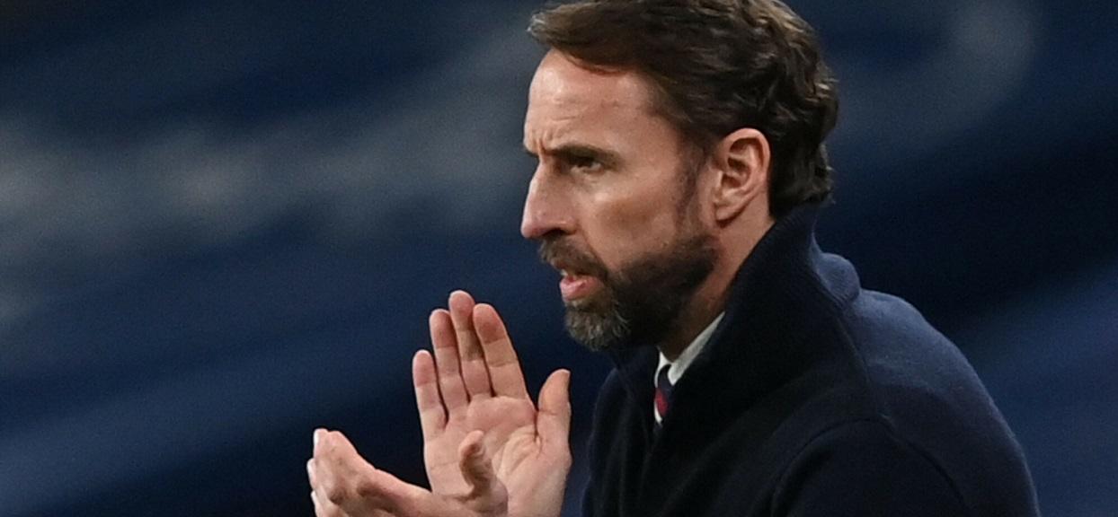 Selekcjoner reprezentacji Anglii Gareth Southgate