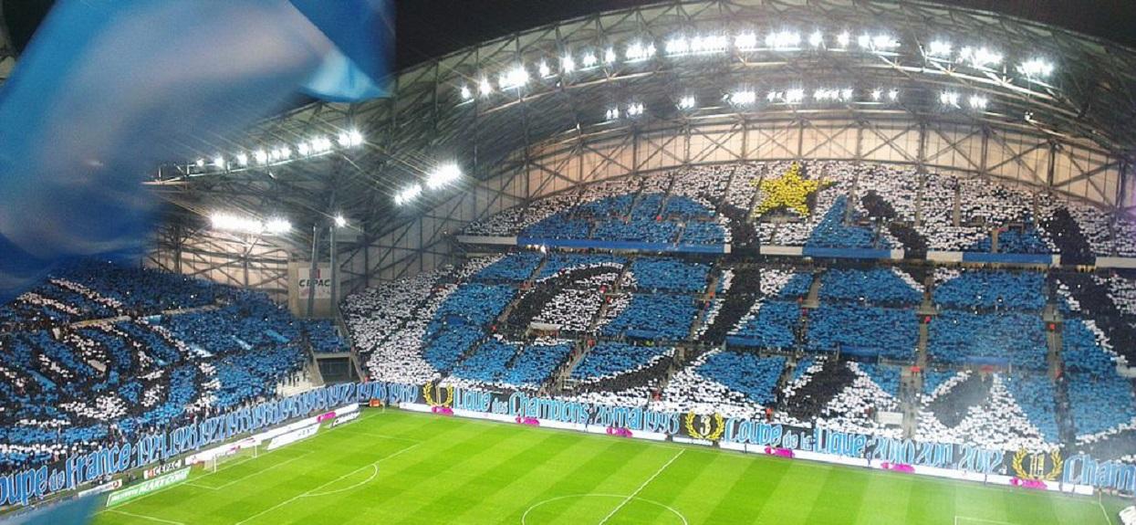 Stadion Olympique'u Marsylia