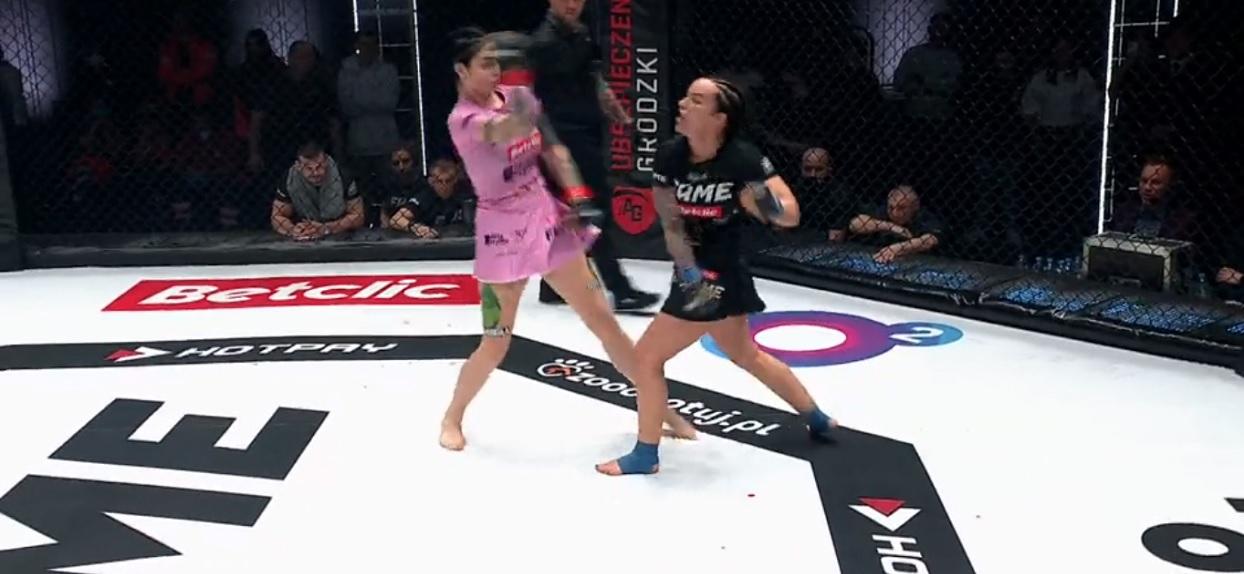 Kamila Wybrańczyk Fame MMA