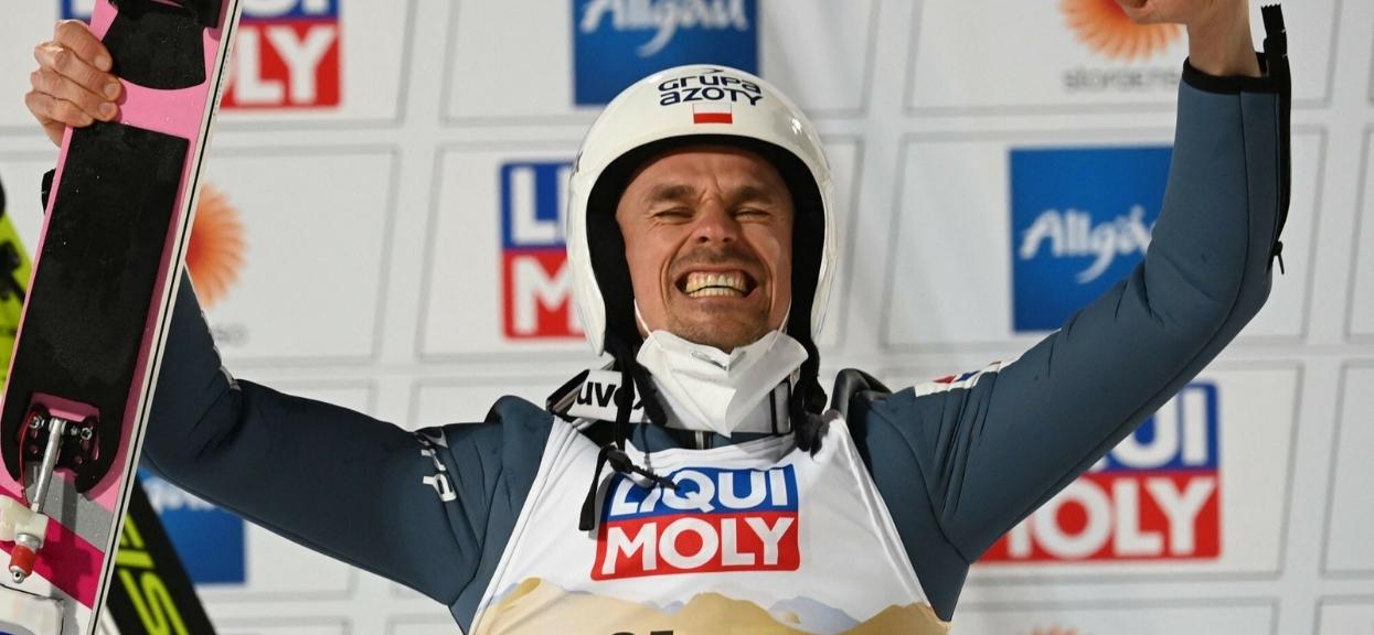 Piotr Żyła medal