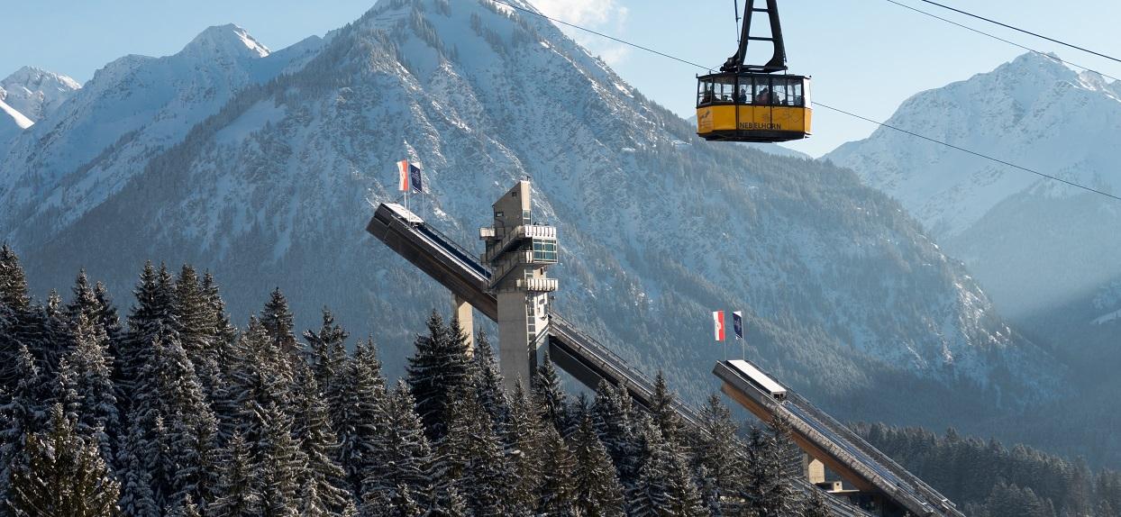 Skocznie w Oberstdorfie