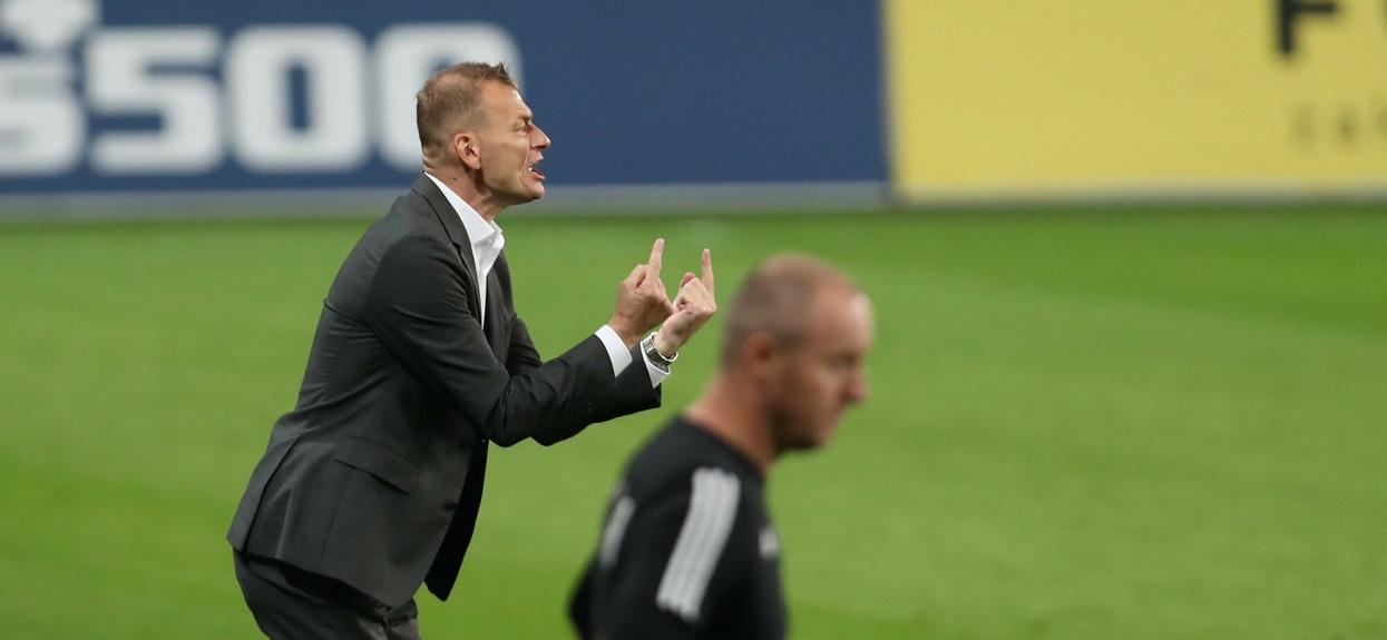 Ekstraklasa: Bogdan Zając