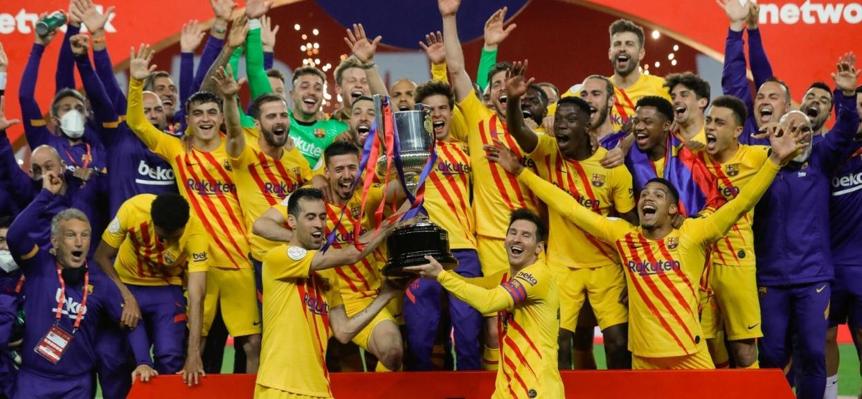 FC barcelona Puchar