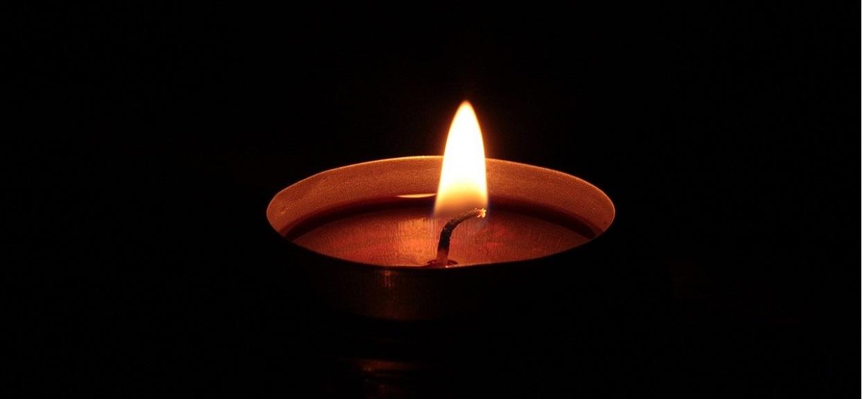 Nie żyje Fausto Greisini świeczka