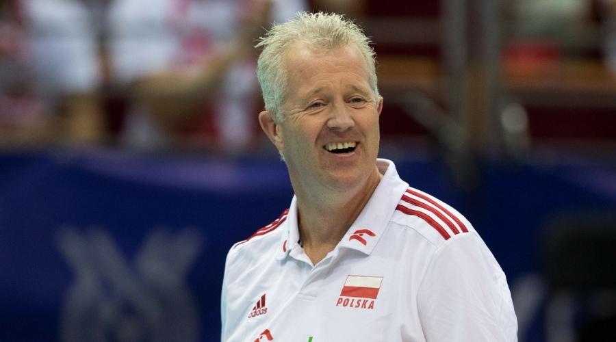 Reprezentacja Polski siatkówka Kubiak