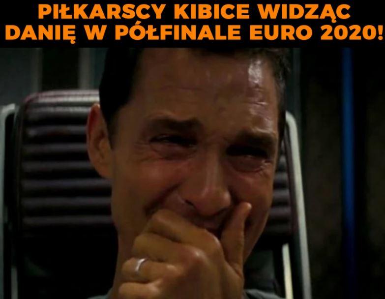 Memy po meczu Dania-Czechy