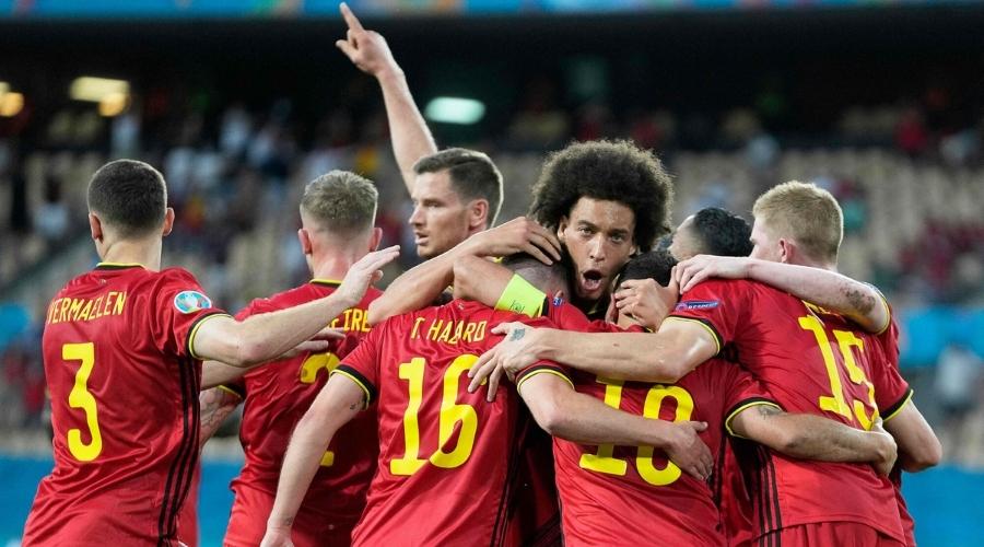 Belgia - Portugalia Euro 2020
