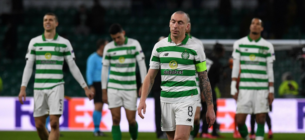 Scott Brown w Celticu Glasgow