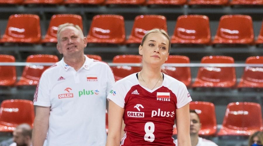 Polska - Serbia siatkówka Kobiet