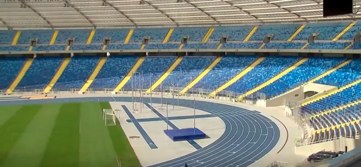 Kibice stadion Śląski