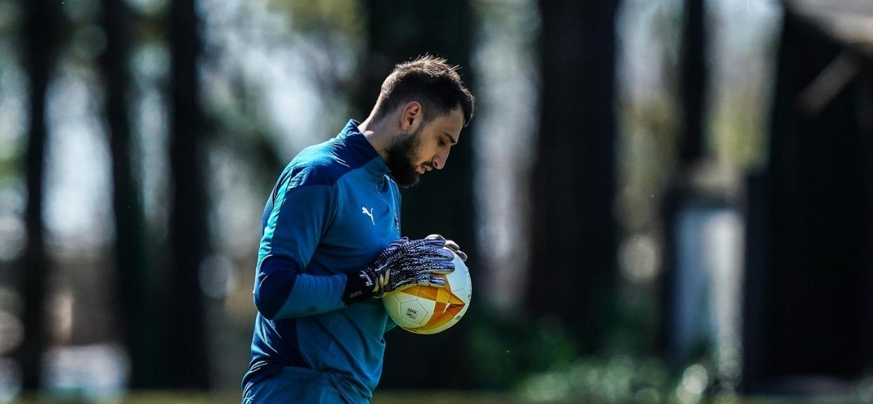 AC Milan Donnarumma
