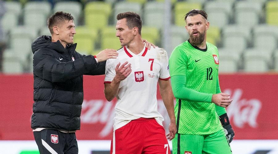 Bartłomiej Drągowski w barwach reprzentacji Polski