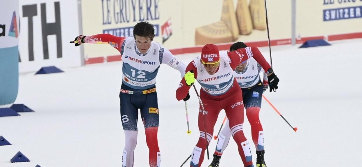 Mistrzostwa świata Oberstdorf