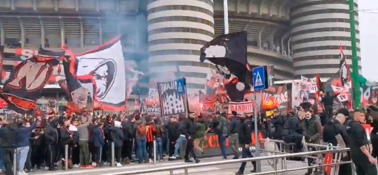 Serie A kibice