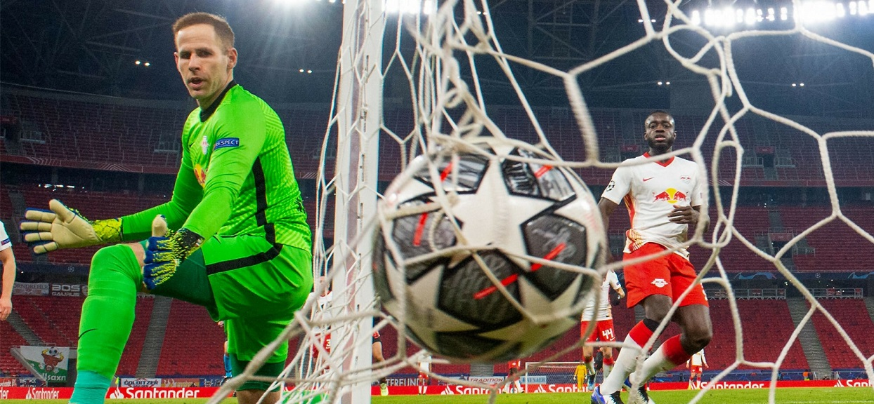 Liga Mistrzów RB Lipsk - Liverpool