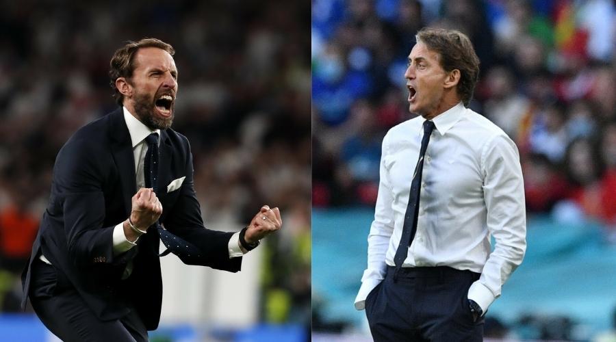 Euro 2020 Włochy Anglia