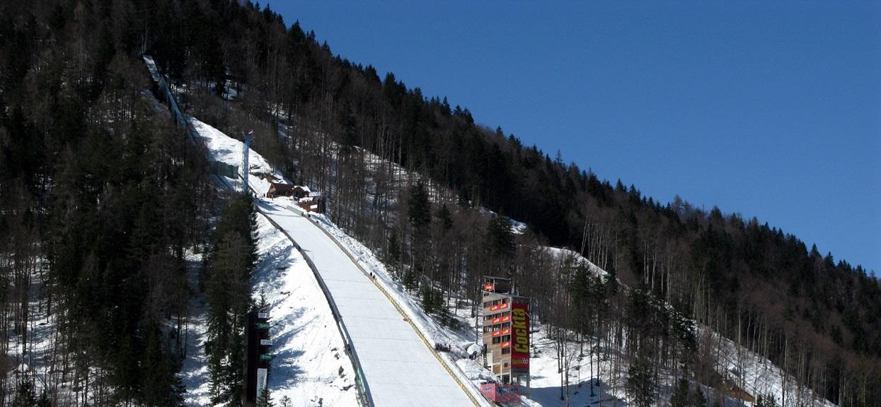 Letalnica skocznia narciarska