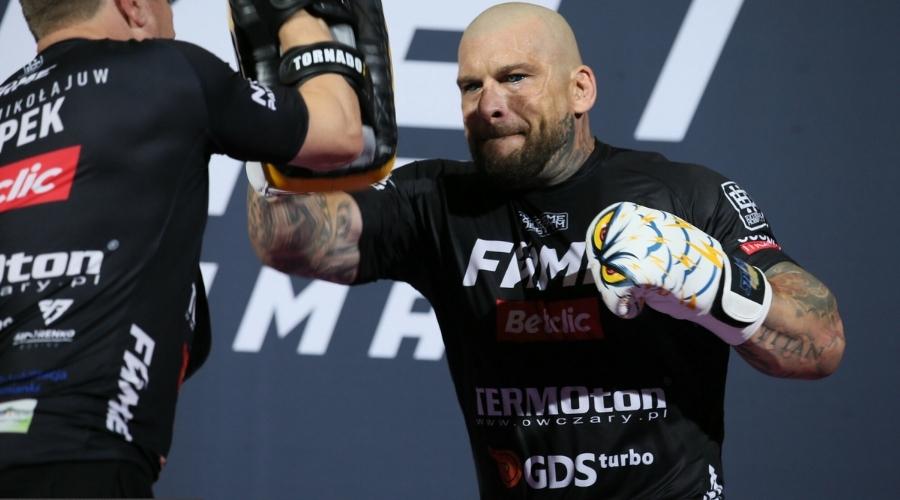 Fame MMA Popek walka