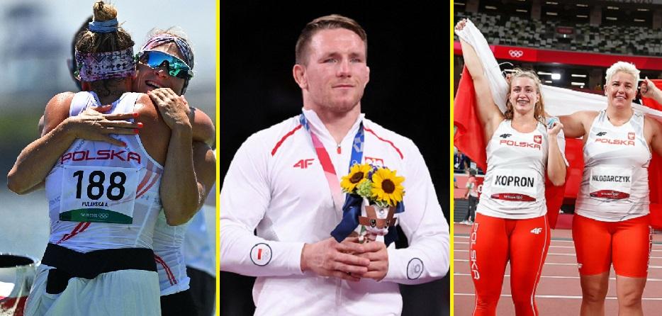 Medaliści igrzysk olimpijskich w Tokio