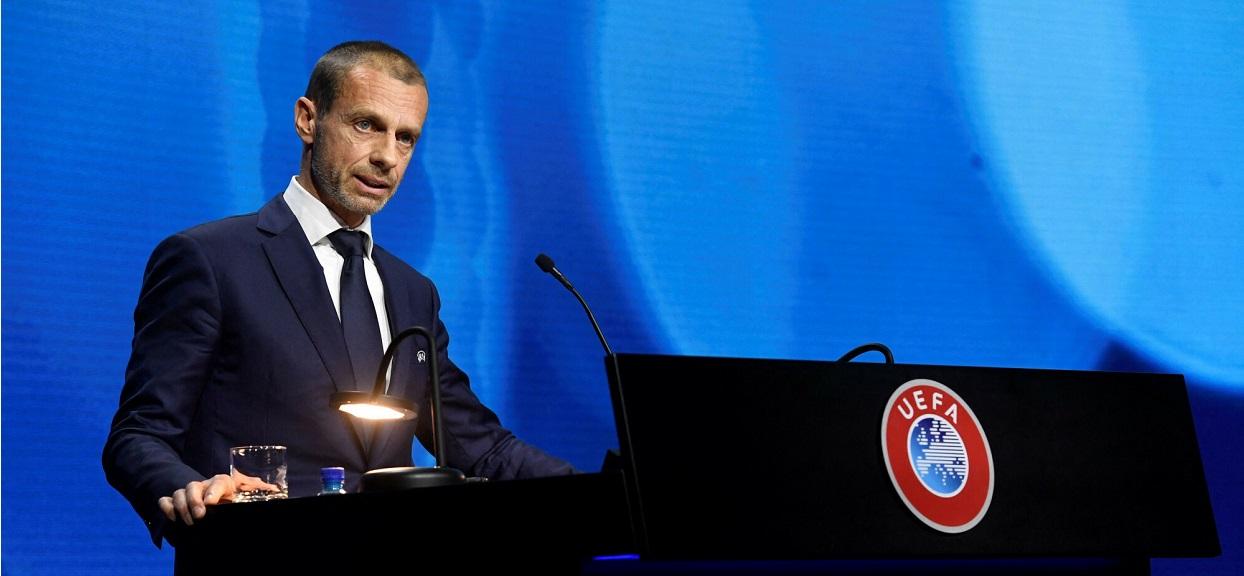 Aleksander Ceferin prezydent UEFA