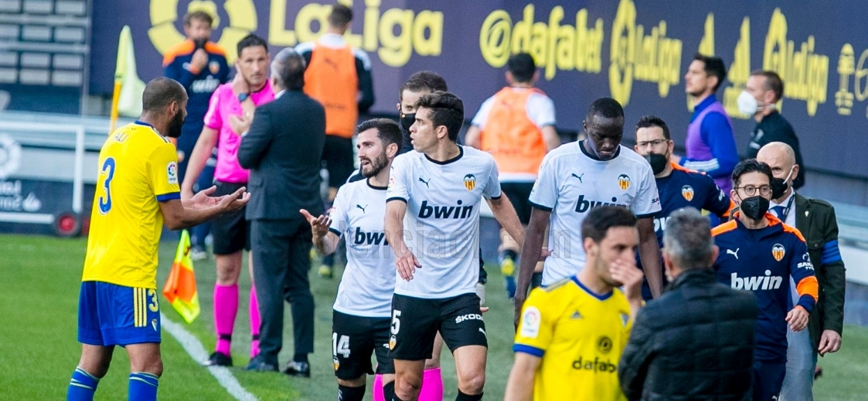 Valencia mecz