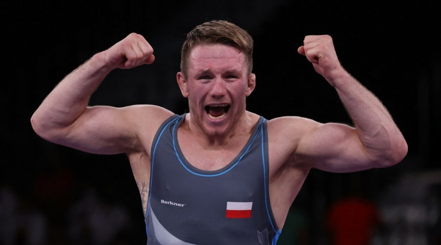 Tadeusz Michalik medal igrzyska olimpijskie