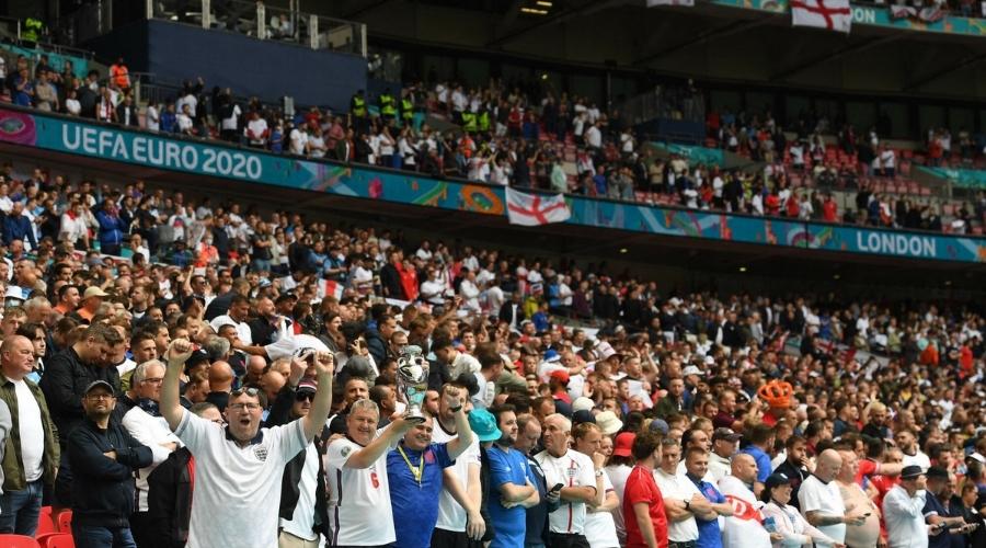 Euro 2020 kibice UEFA