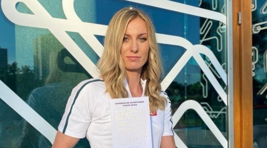 Igrzyska olimpijskie Karolina Koszewska