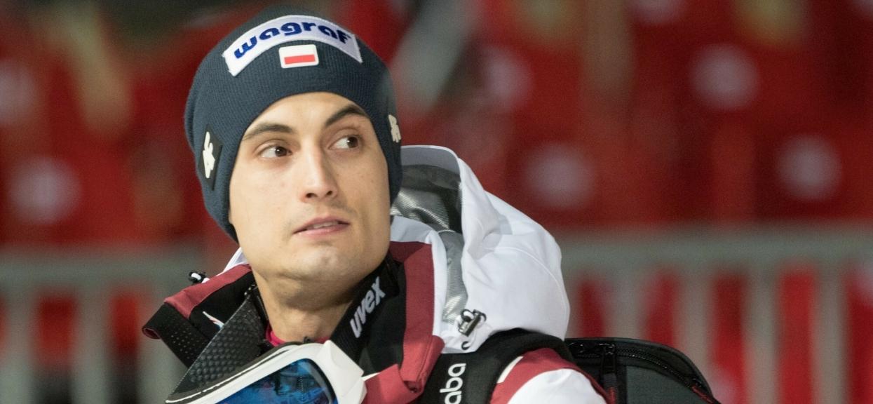 Maciej Kot skoki