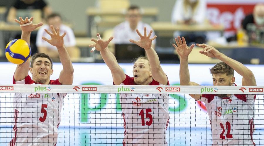 Jakub Kochanowski w barwach reprezentacji Polski