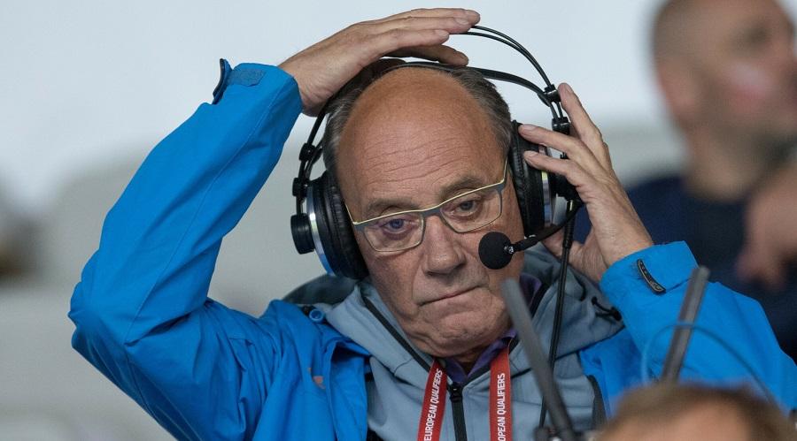 Dariusz Szpakowski komentator TVP