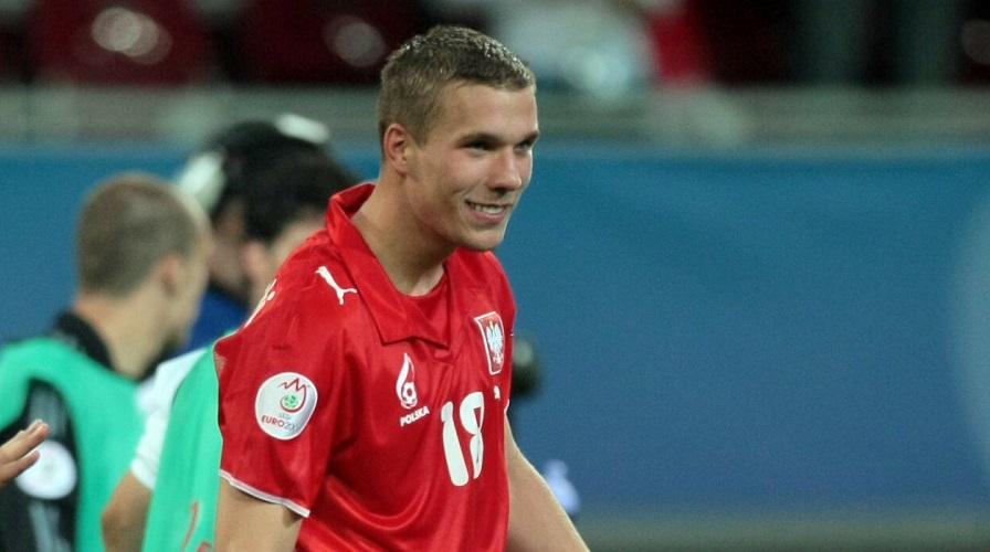 Lukas Podolski reprezentacja Polski