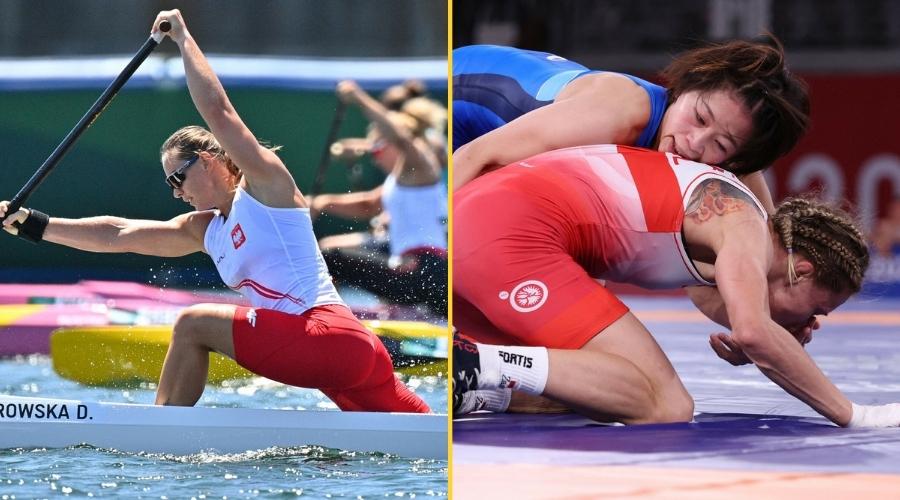 Dorota Borowska igrzyska olimpijskie