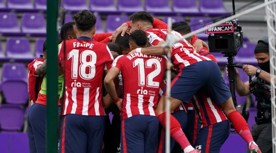 Atletico Madryt mistrzem Hiszpanii