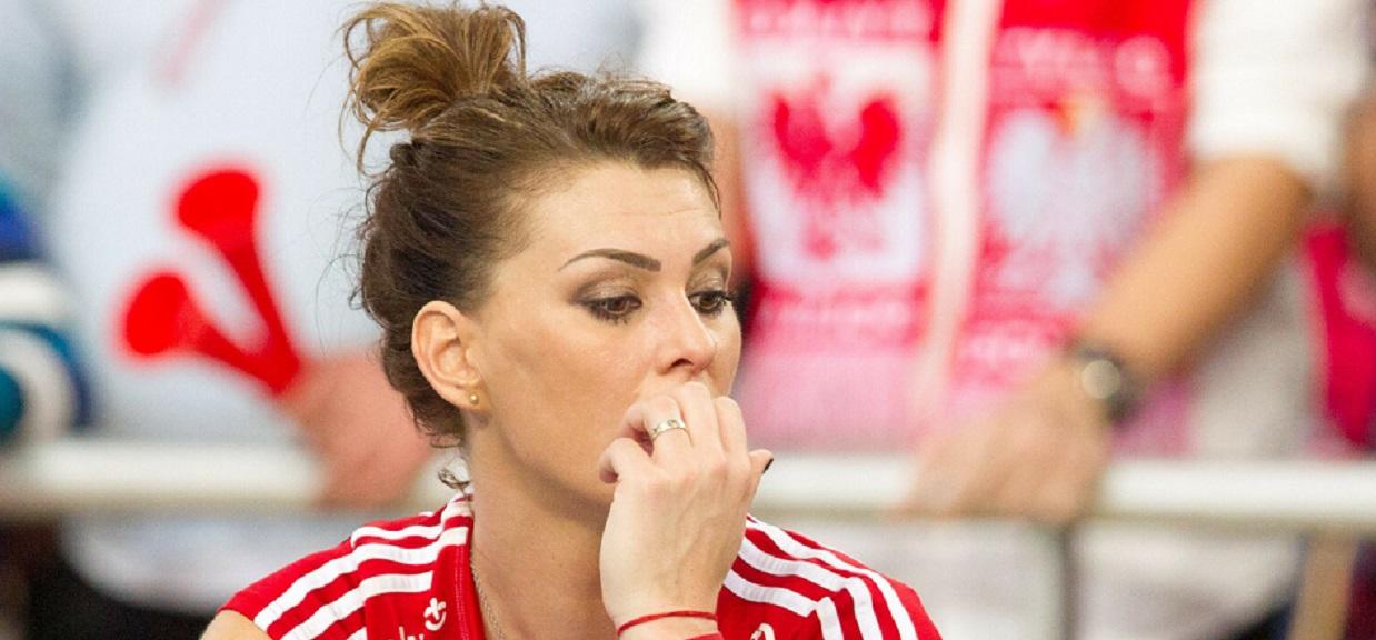 Katarzyna Skowrońska-Dolata była reprezentantka Polski w siatkówce