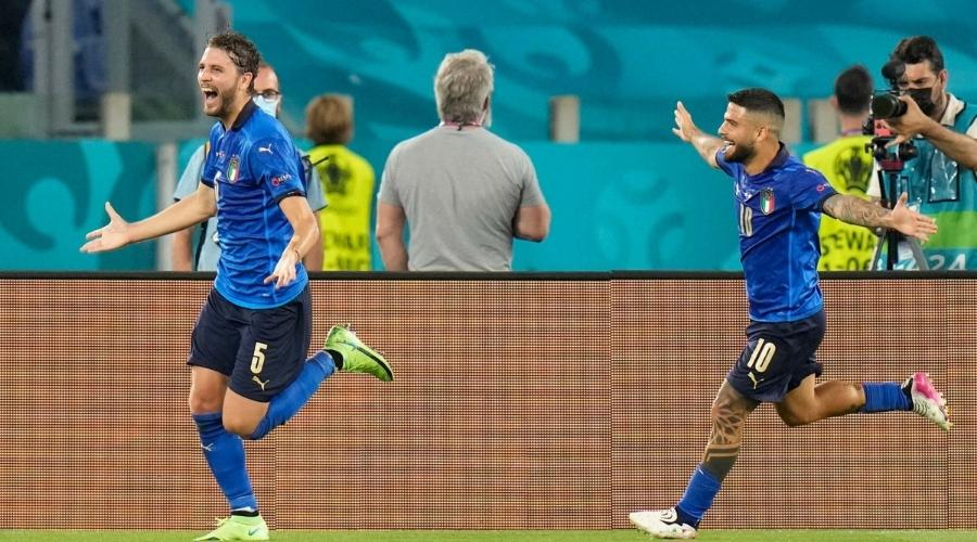 Euro 2020 Włochy Szwajcaria
