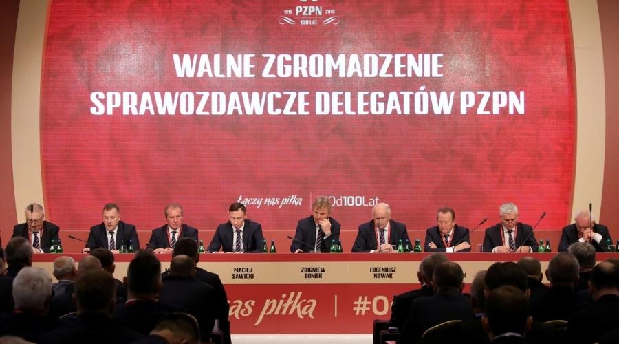 Polski Związek Piłki Nożnej wybory Kulesza Koźmiński
