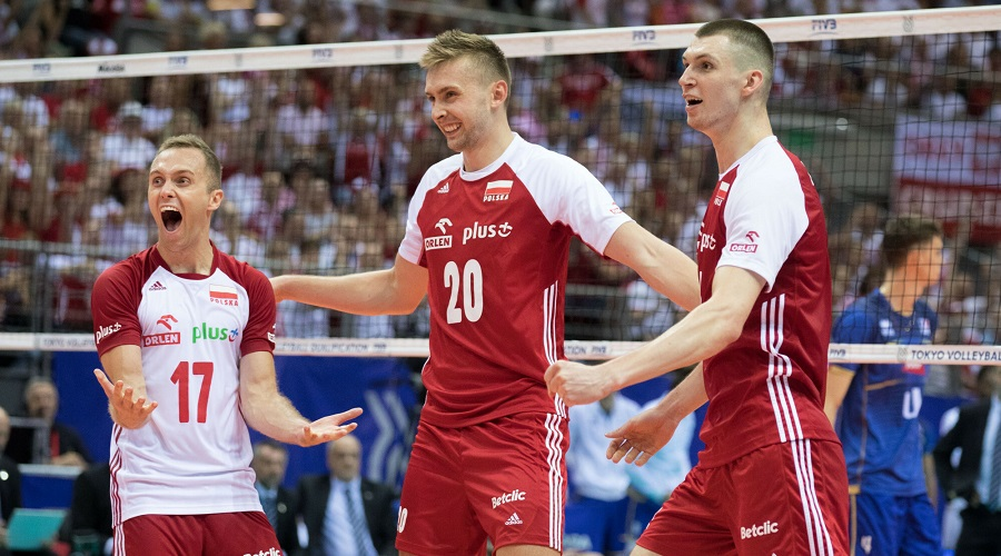 Paweł Zatorski, Mateusz Bieniek i Maciej Muzaj